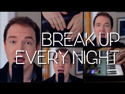 Break Up Every Night - The Chainsmokers  | Jonathan Estabrooks cover
