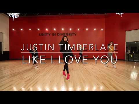 Justin Timberlake | Like I Love You | @Dareal08