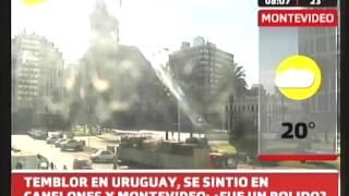 Temblor en Uruguay: Se sintió en Canelones y Montevideo(, 2016-11-25T12:47:08.000Z)