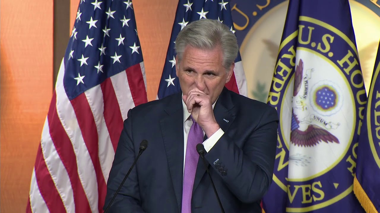 IMPEACHMENT HOAX: Kevin McCarthy Says The FIX Is In for President Trump