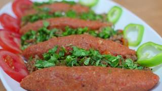 Hatay Mutfağı-Arap Kebabı & Patatesli Köfte