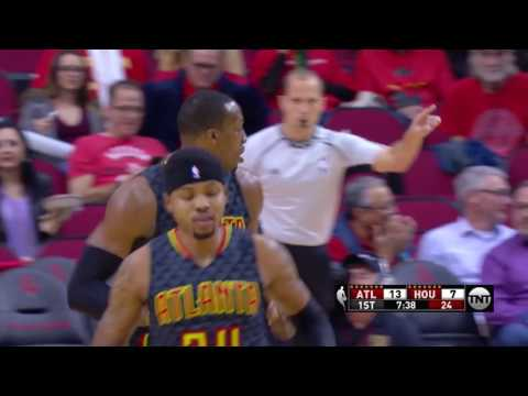 Dwight Howard Dunks 7 Times In Return To Houston