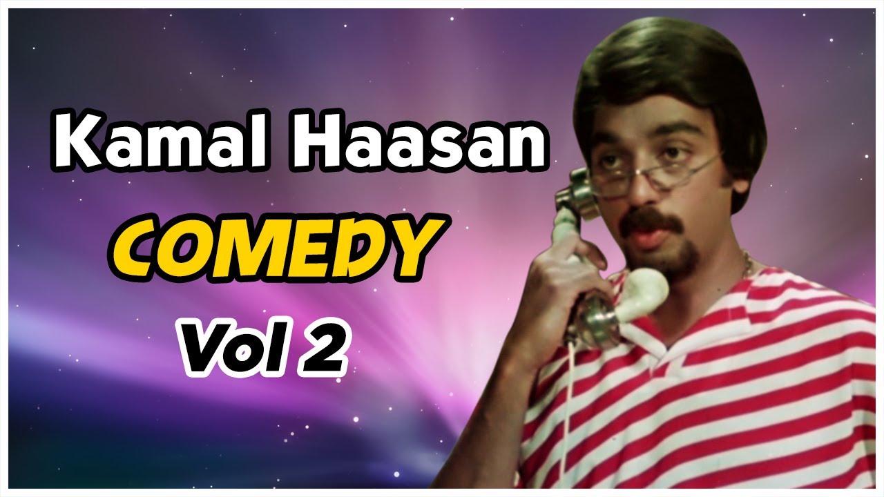Kamal Haasan Comedy Jukebox Volume 2 | Best of Ulaganayagan | Tamil Comedy Scenes | AP International