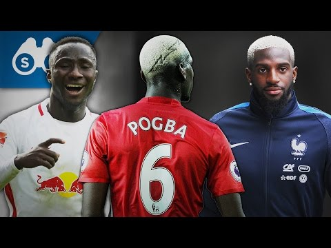 Top 5 Young Midfielders Better Than Pogba! | Scout Report