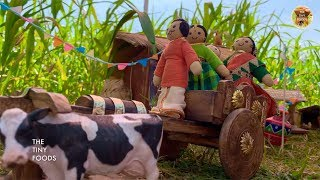 Promo Of Pongal Special Video | Sankranti Special | The Puppet Show | Toys | The Tiny Foods