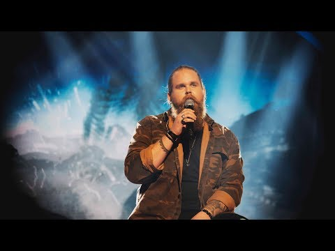 Chris Kläfford sjunger Utan dina andetag i Idol 2017 - Idol Sverige (TV4)
