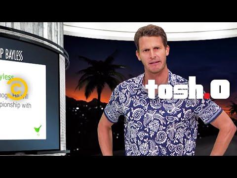 Tosh.0 – Lost Tweets of Skip Bayless