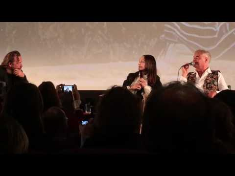 06 Dec16 Olivia Hussey & Leonard Whiting Q&A1 of 2