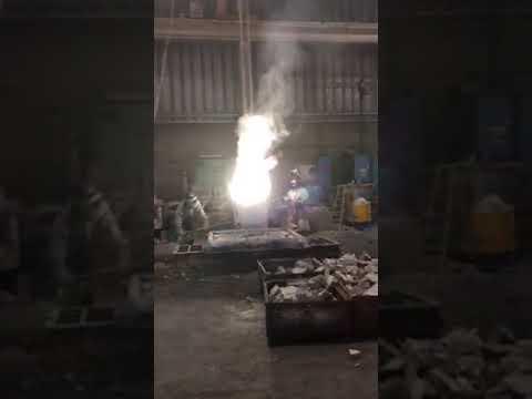Niobium Ore processing-Brasil - Test I