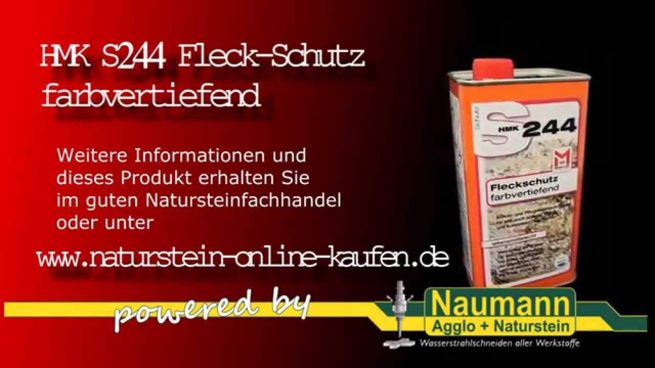 Gut bekannt HMK S244 Fleck Schutz farbvertiefend - Imprägnierung für BP52