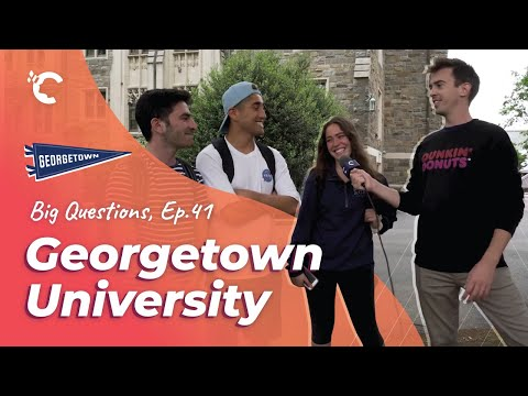 Big Questions Ep. 41: Georgetown University