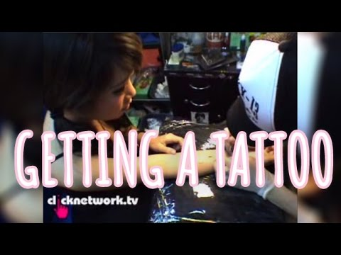 Getting a Tattoo - Xiaxue's Guide To Life: EP1