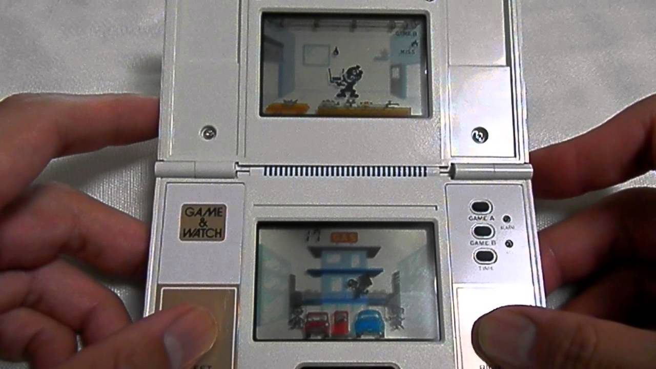 Game boy color quanto vale - 12587 Nintendo Game Watch Oil Panic Op 51 1982