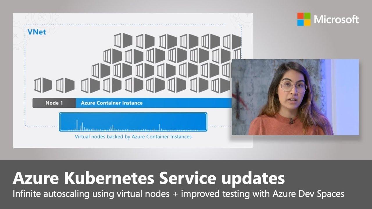 AKS (Kubernetes) Virtual Kubelet + Azure Dev Spaces