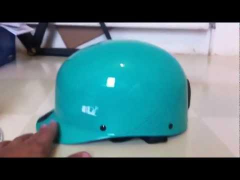 Sandbox brain bucket vs. capix skate cap snowboard helmet c