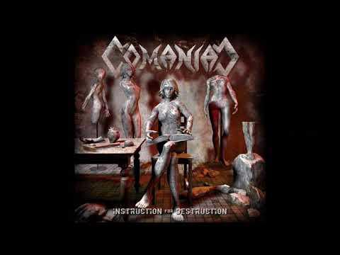 Comaniac -  Instruction For Destruction (Full Album, 2017)