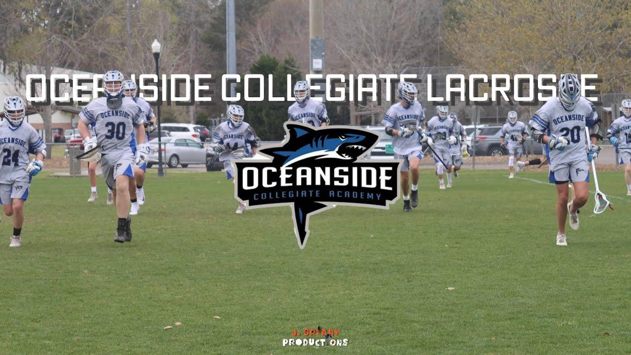Oceanside Collegiate Academy Land Sharks Lacrosse vs AC Flora