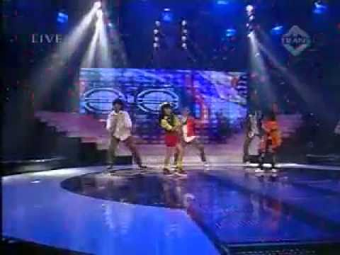 Funky Papua Brandon n Fay Nabila 6 Jun