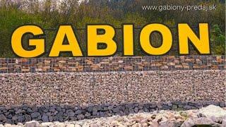 Gabióny predaj - Najlacnejšie Gabiónové Koše, Gabiónové Ploty, Gabióny na Trhu