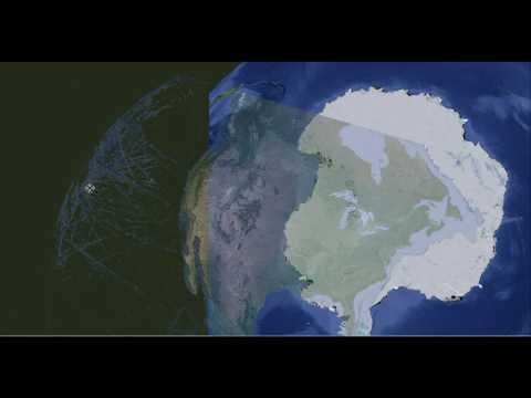 Geophysical secrets of Antarctica