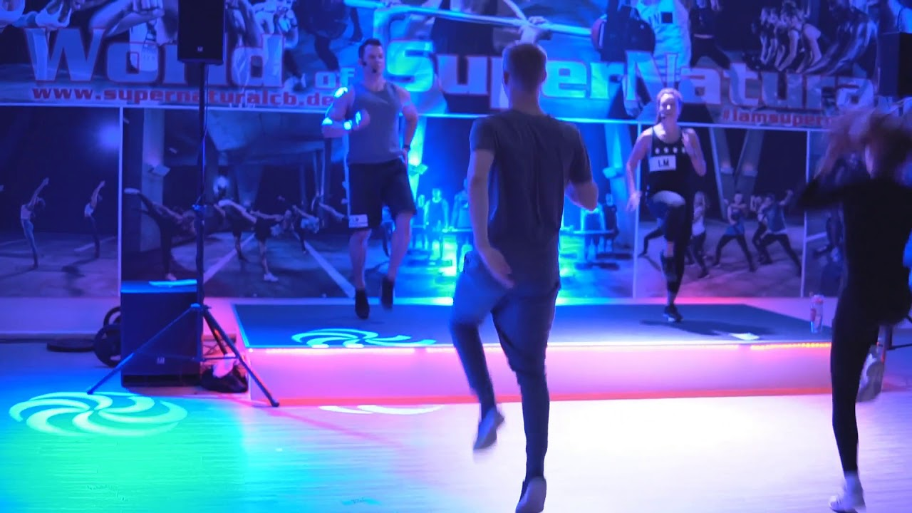 LES MILLS GRIT SuperNatural Trailer