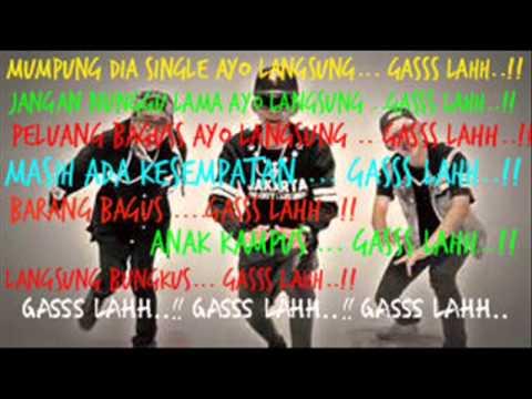 young lex gas lah lirik