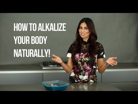 How to Alkalize Your Body Naturally | The importance of pH