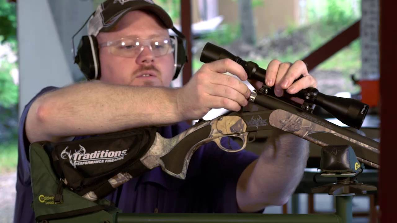 How to Load and Fire a Muzzleloader recommend