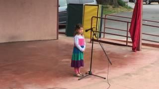 """Tumbleweed"" sung by Quinn"