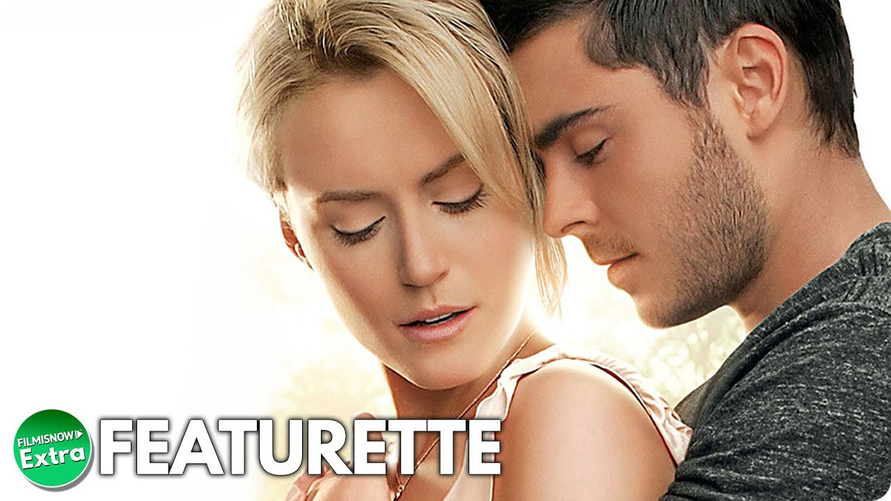 THE LUCKY ONE (2012) | Sparks Fly Featurette