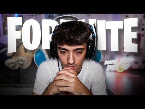 El vídeo de Fortnite que nunca subí...