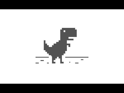 Chrome Game High Score HACKED - YouTube
