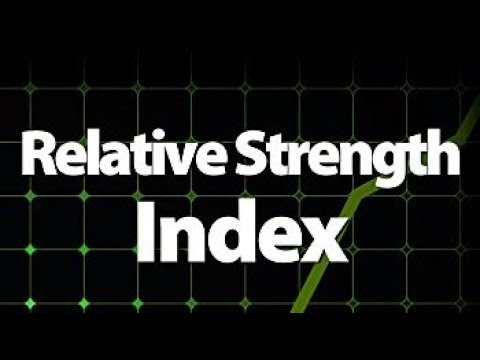 Barry Norman Explains Relative Strength Index - RSI - for Forex & CFDs