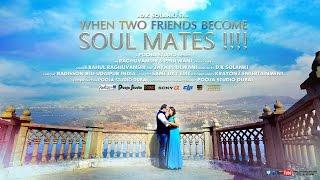 When two friends become SOUL MATES !!!! | RAHUL & JAYA { Radisson Blu - UDAIPUR }
