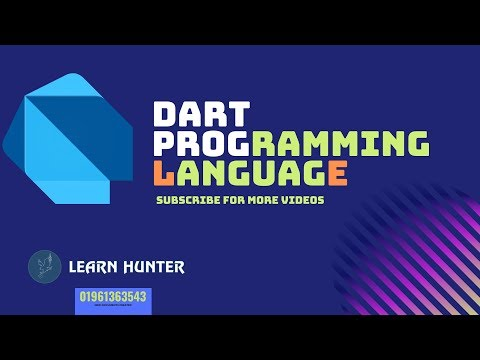 01. Dart programming bangla tutorial (Overview) thumbnail