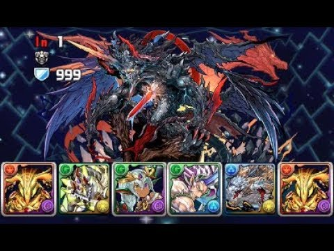[Puzzle and Dragons] Eternal Jail of the Devil King - Last Floor (Amen)