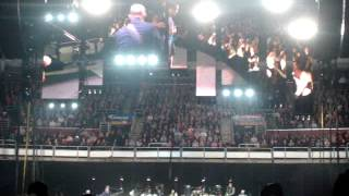 Billy Joel Quicken Loans Arena April 1 2014 April Fools Highway to Hell ACDC Chainsaw