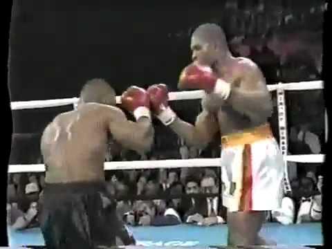 Mike Tyson VS Razor Ruddock