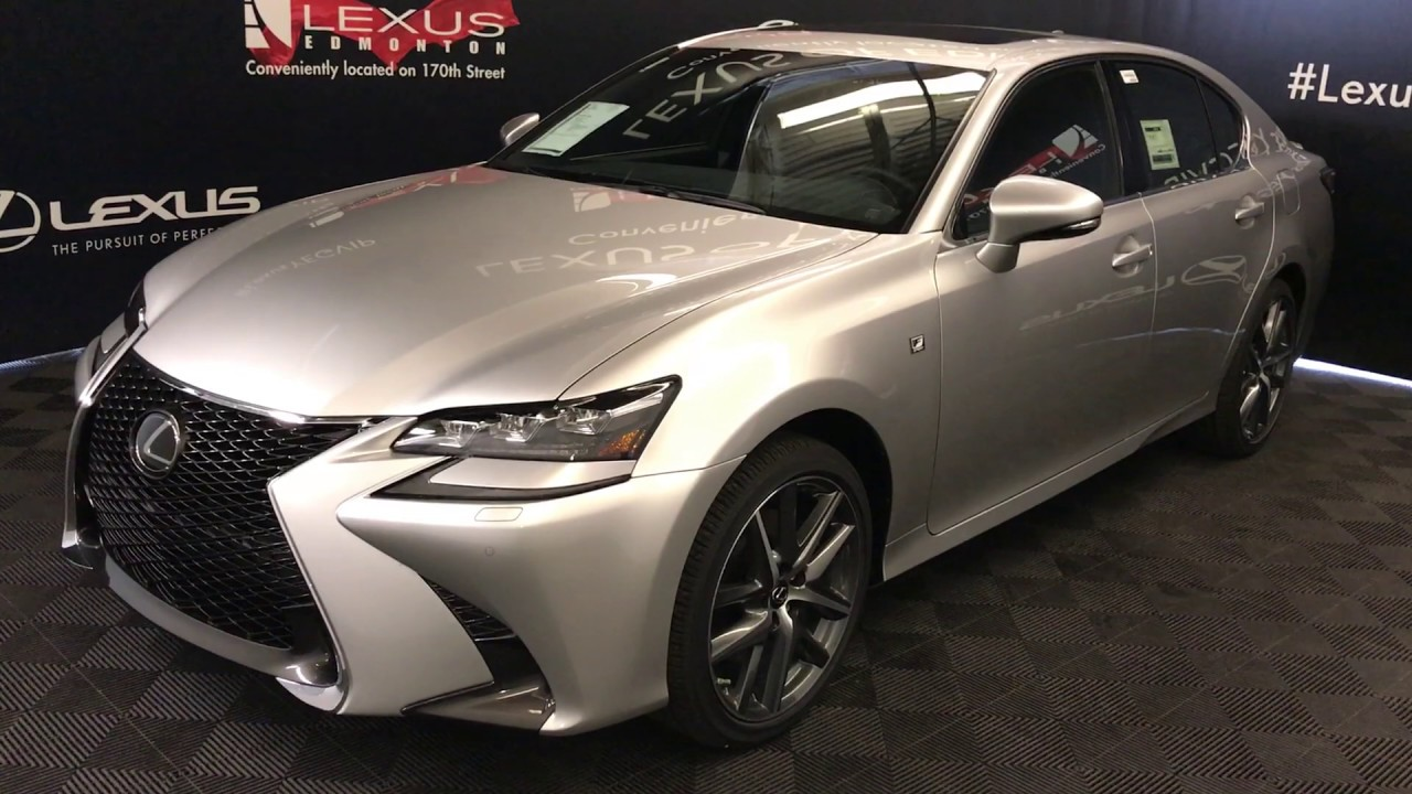 Lexus F Series >> Silver 2019 Lexus Gs 350 F Sport Series 2 Review