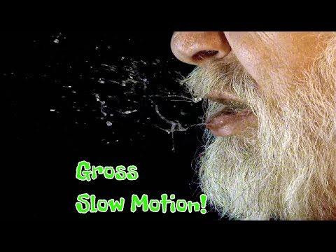Randy Rose - Slow Motion Sneeze