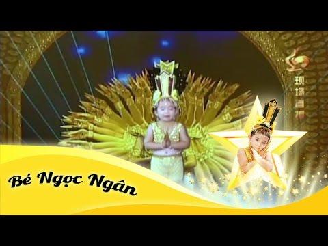 Nhạc Phật Giáo - Mẹ Từ Bi (DVD) - Bé Ngọc Ngân