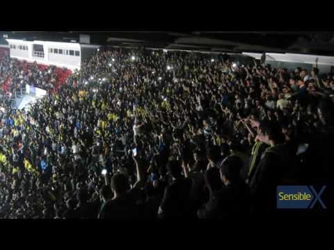 Sensiz hayat bir işkence...   Fenerbahçe Tribünü @ Abdi İpekçi