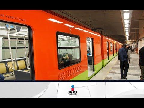 Qué pasa en el metro después de medianoche | Imagen Noticias con Francisco Zea