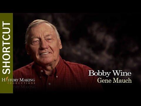 Bobby Wine on Gene Mauch