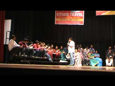 VANGA PESALAM with Neeya Naana Gopinath - New Jersey  - Part 1