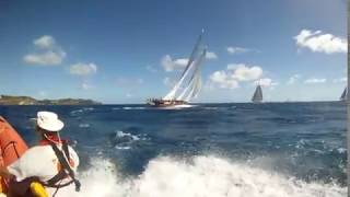Superyacht Races 2012 Antigua