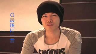 「東京俳優市場2010春」第2話から小野寺悠貴さんのインタビューです。
