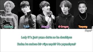 Bigbang - Bringing You Love Turkish Sub./Türkçe Altyazılı [C…
