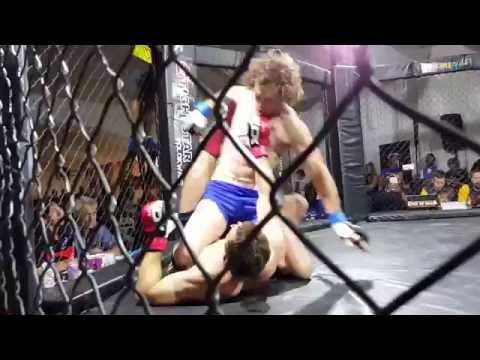 Sean Frost vs JT Botha 29 Oct 2016 Fightstar 20