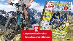 E-Trekkingbikes, Gravelbikes, Dienstrad, Bikepacking-Taschen (BIKE BILD 2/2020)